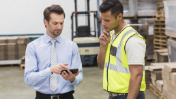Planning work and digital dispatch